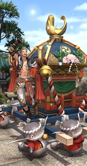 Wisdom of Nym: Final Fantasy XIV's beast tribes ranked, the top