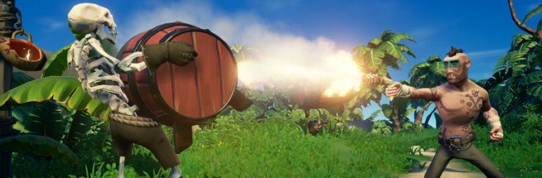Latest Sea of Thieves developer update video details arena development progress, teases future updates