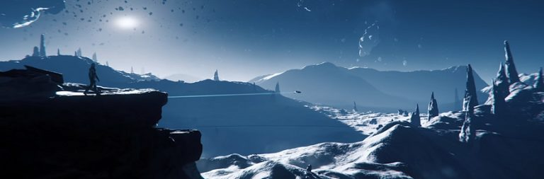 E3 2018: Star Citizen's 'alpha 3.2 teaser' trailer is gorgeous, and it's not alpha 3.2