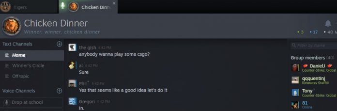 Steam's new chat system just hit beta – will it pull you away from