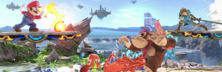 E3 2018: Hands-on with Super Smash Bros Ultimate