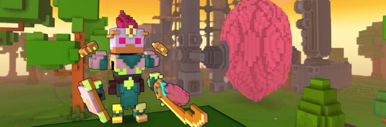 Trove kicks off co-op building event ahead of the launch of the Geode expansion