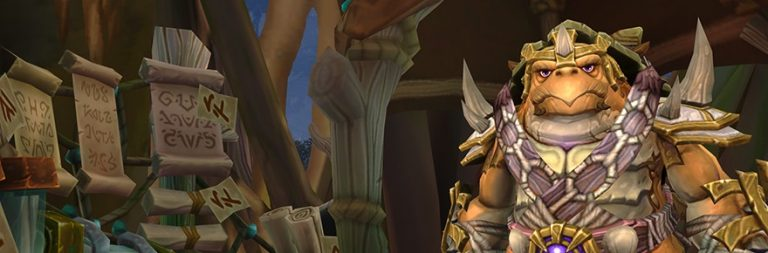 World of Warcraft: Battle for Azeroth tours Nazmir, promises global simultaneous launch