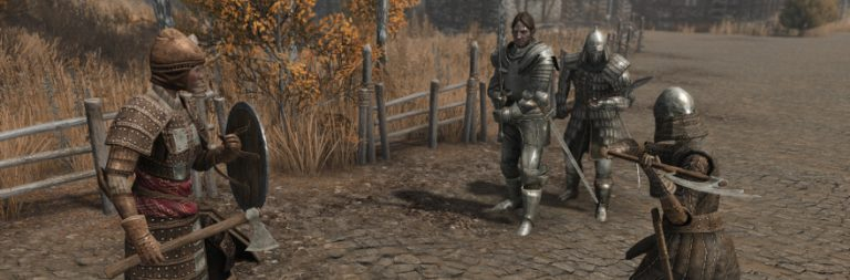 First Life is Feudal content update unites the worlds, introduces PvP arenas, and adds clergy and slavery