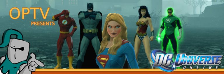 The Stream Team: DCUO's The Death of Superman Finale