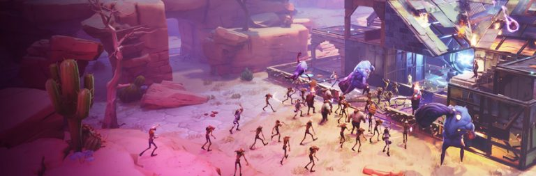 Fortnite counts almost 80M players per month as the Fall Skirmish boots up