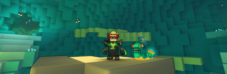 Why I Play: Trove's Geode changed me from a visitor to a player