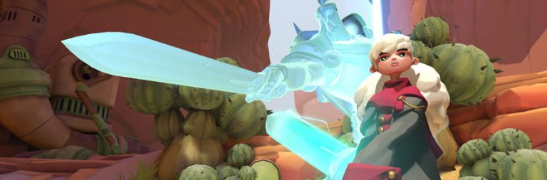 Gigantic's last matches are now playing out ahead of tomorrow's sunset