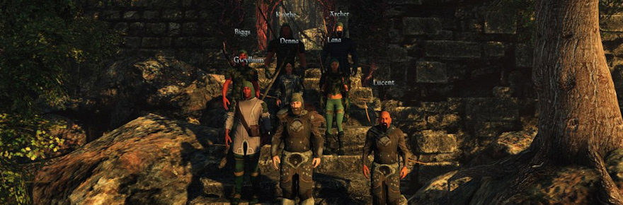 Saga of Lucimia chides MMO players for having 'forgotten' how to