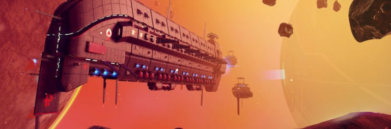 No Man's Sky: Beyond arrives on August 14