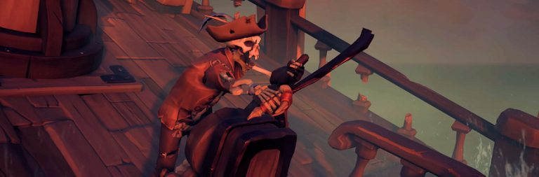 Sea of Thieves kicks off the Friends Play Free event today