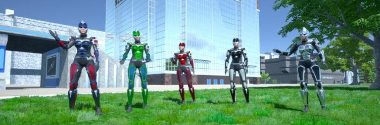 Into the Super-verse: How Ship of Heroes is winning the superhero race