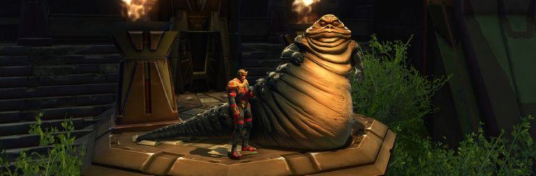 SWTOR tests the new Rishi Hideout and Battle Ring arena