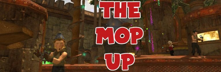 The MOP Up: Gnomeland Security orders EQ2's Tinkerfest (July 22, 2018)