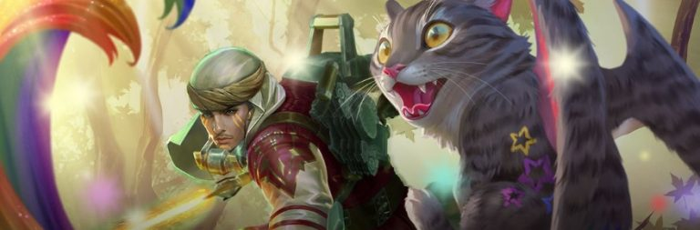 Vainglory brings its mobile MOBA fun to PC after becoming richer than kings