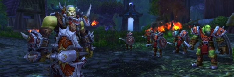 The War of Thorns starts today in World of Warcraft