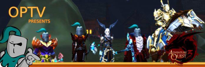 The Stream Team: Artix's special MOP live event in AQ3D