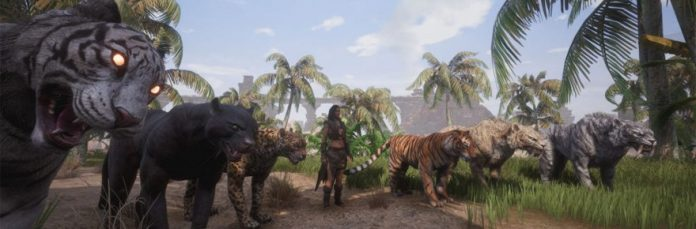 In Conan Exiles' upcoming pet patch, thralls 'don't poop