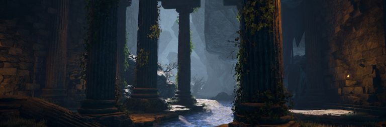 Dark and Light's free DLC, Shard of Faith, is still slated for this summer