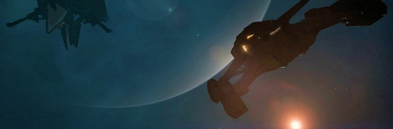 The first PC beta for Elite Dangerous' January update has begun
