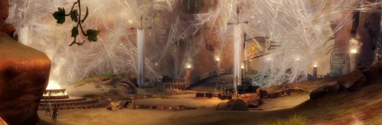 Guild Wars 2 turns six with a new video and infographic – and a huge nostalgic tease