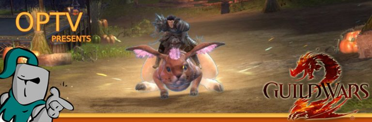 The Stream Team: Hopping on the Guild Wars 2 bunny mount train