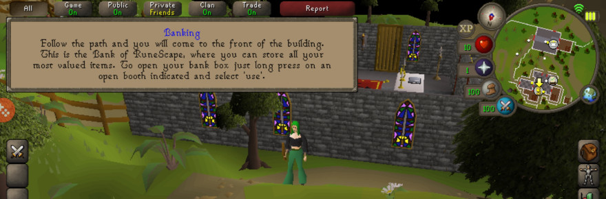 Hands-on with mobile Old School Runescape, plus a chat with