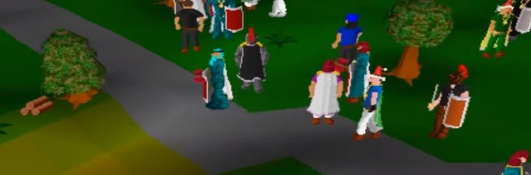 RuneScape Classic has gone dark, but you can relive its final moments
