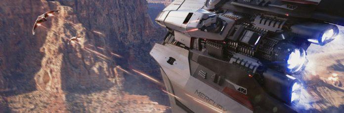 Star Citizen rolls out the Mercury Star Runner concept ship