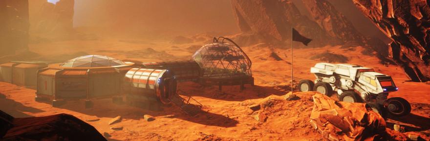 The Survivalist: Which sci-fi crash site survival sandbox