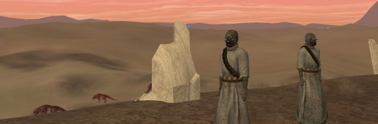 Working As Intended: Returning to Star Wars Galaxies – in 2018