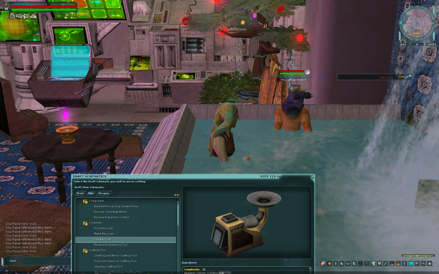 Working As Intended: Returning to Star Wars Galaxies – in