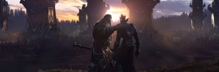 World of Warcraft's newest cinematic shows a Horde deeply divided