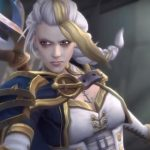 Jaina's not doing great here either, but Jaina being characterized by random number generation is a consistent issue.