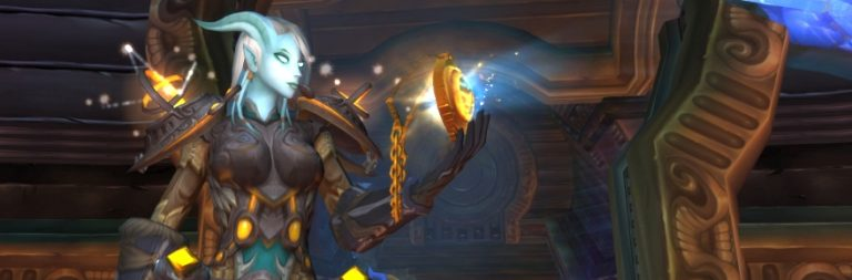 Vague Patch Notes: World of Warcraft, math, and making choices 'interesting' in MMOs