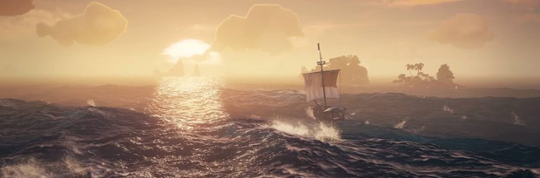 Sea of Thieves plans a new not-quite battle royale PvP update, The Arena, for next year