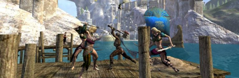 Age of Conan celebrates 11 years of operation with an anniversary event