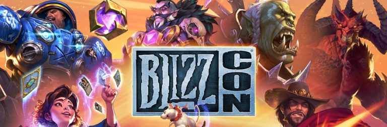 BlizzCon 2019 announced for the start of November