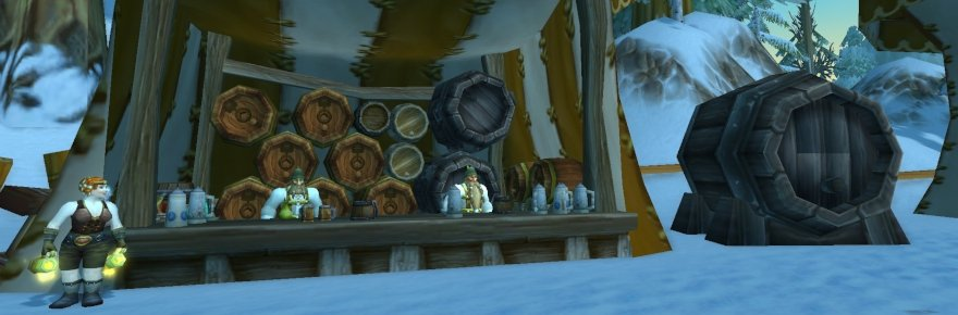 World of Warcraft cracks open a cold one with this year's Brewfest