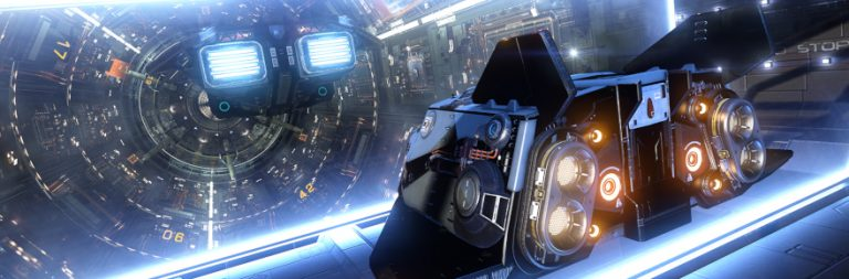 Elite Dangerous has shifted the 'majority' of its live team to what sounds like a massive 2020 expansion