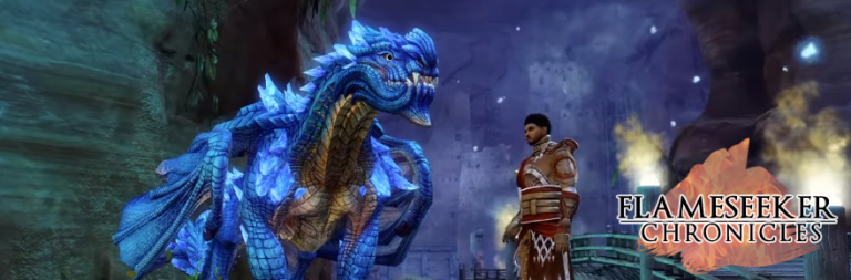 Flameseeker Chronicles: First impressions of Guild Wars 2's A Star to Guide Us