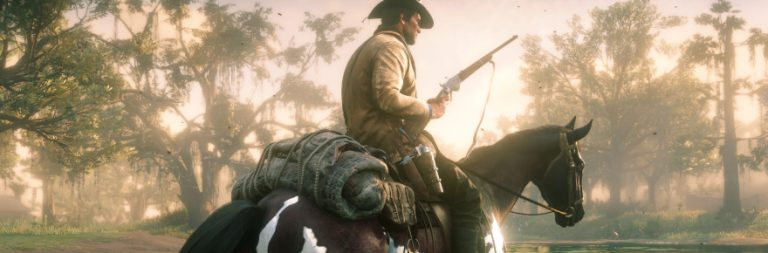 Red Dead Redemption 2 showcases wildlife, highlights horse-taming, hunting, and fishing