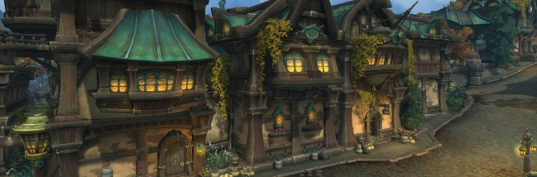 Massively Overthinking: Our favorite MMORPG zones of all time