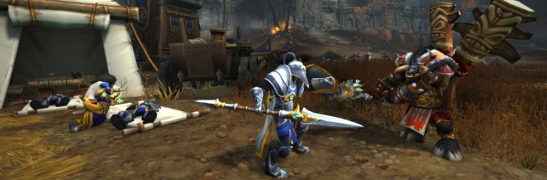 Blizzard job postings reveal new unannounced project