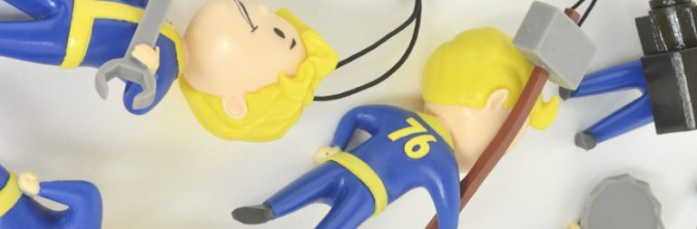 Fallout 76: Absurd merch, the discless Platinum edition, and criticism of 'nuke porn'