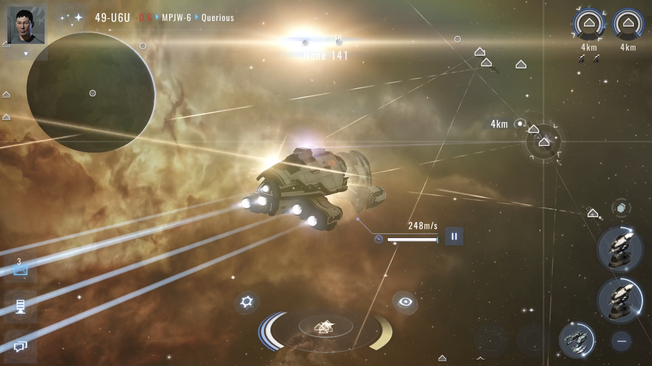 Eve Vegas 2018 Eve Echoes Eve Online S Mobile Adaptation Is