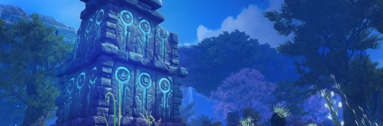 Aion shows off the new area of Lakrum arriving in Awakened Legacy
