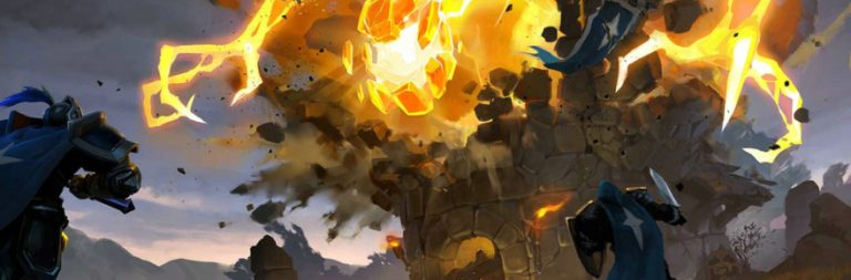 Albion Online's Percival update drops July 10 with new solo random dungeons
