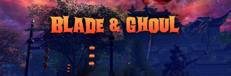 Blade & Soul's Blade & Ghoul Halloween event is here with reward and upgrade rebalancing