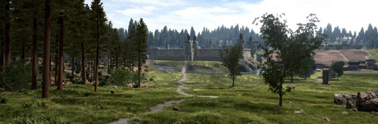 Chronicles of Elyria postpones its unsold land sales with a date still to be determined